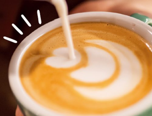 Arla丹麥無乳糖牛乳 | 拿鐵咖啡
