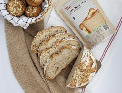 瘦身也能吃麵包?富華與麵包名店慶祝烘焙、林里聯手推減醣麵包
